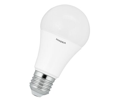 LED žiarovka Sandy LED S1161 E27 A60 9W 4000K 810lm