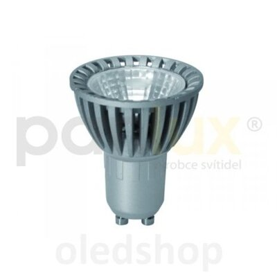 LED žiarovka PANLUX GU10 COB LED 5W