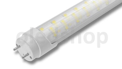 LED trubice T8 Mivvy, petica G13, 10W, 60cm